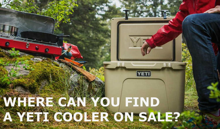 yeti cooler on sale cheap