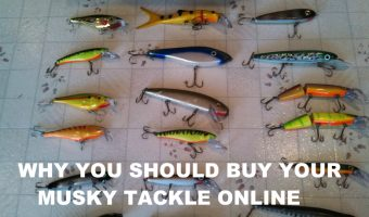 Musky Tackle Online